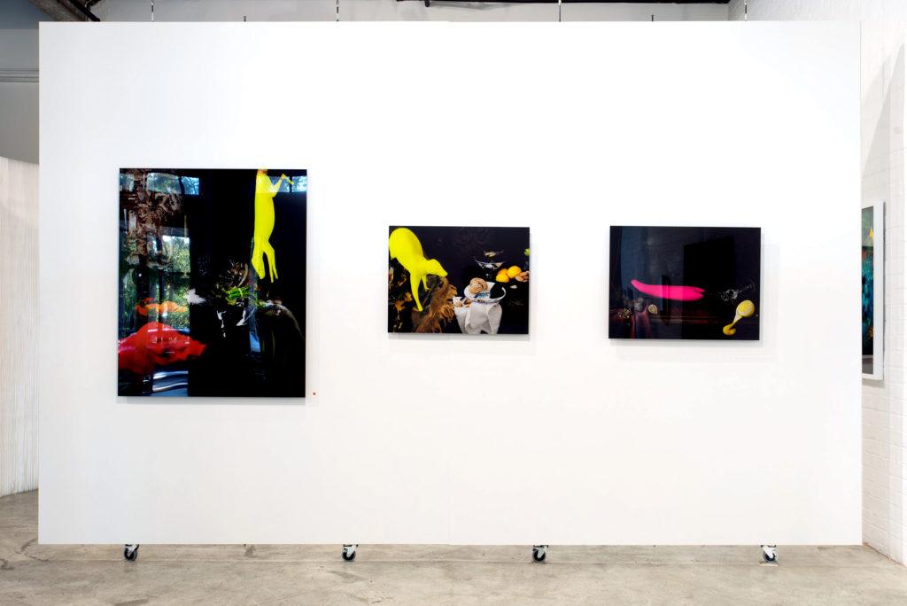 Helen Gorie Galerie, Melbourne, 12 April – 10 May, 2014.