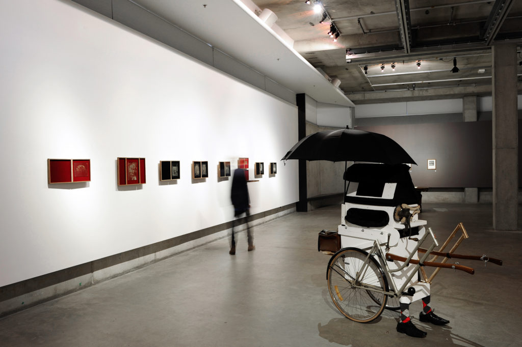 Moriendo Renascor, May 20 - July 11 2014,SASA Gallery, Adelaide.