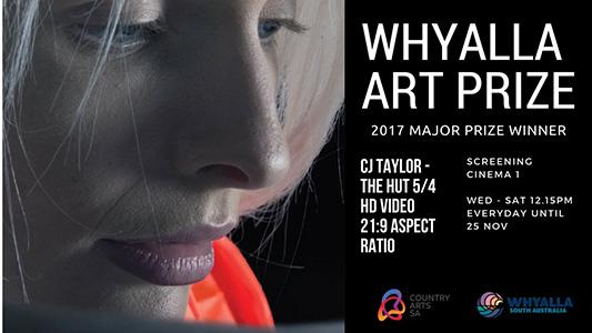 Whyalla Art Prize winner 2017